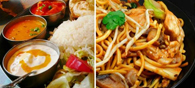 Indian Food Replaces Chinese Cuisine Globally