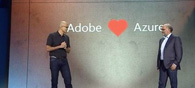 Microsoft Signs Adobe For Azure Cloud Services