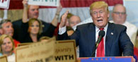 'Trump Aims For 1,400 Delegates Before Convention'