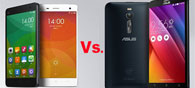 Xiaomi Mi4i Vs Asus ZenFone 2: Battle Of Flagships