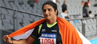 Shot Putter Manpreet Wins Gold, Smashes Record