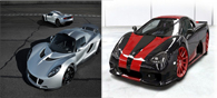 World's 7 Fastest Cars With Incredible Speed