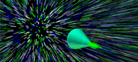 Ultrafast Camera Images 'Sonic Boom' Of Light