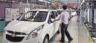 Ford, GM Lead India's Car Export Growth