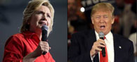 Clinton-Trump Race Narrows, Says Poll