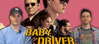 Baby Driver: Breezy Musically Driven Crime Romance