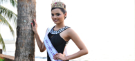 Indian Bags Second Spot At Pageant