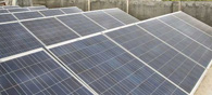Adani Group Sets up Largest Solar Power Plant