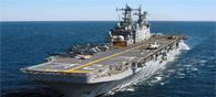 U.S. Should Boost Indian Navy's Combat Power