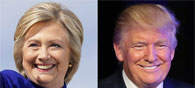 Clinton Leads Trump By 6 Points In Nationwide Poll
