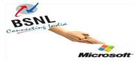 BSNL, Microsoft Partner For Enterprise Business