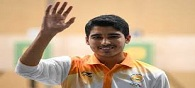 Saurabh wins gold in Men's 10m Air Pistol