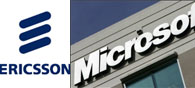 Ericsson Joins MS To Accelerate IoT Globally