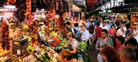 The Stunning Food Markets Around The World