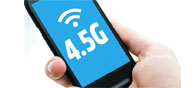 Technical Trial For  4.5G Technology