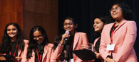 5 Bengaluru Girls Win Contest In The U.S.