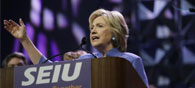 Clinton: Trump Economics Would 'Bankrupt America'