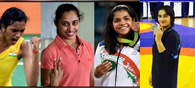 Indian Sportswomen Yahoo's Top Newsmakers