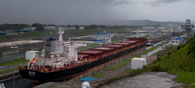 Expanded Panama Canal Opens For Bigger Business