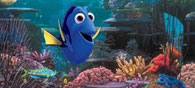 'Finding Dory': Visually Delightful, Fairly