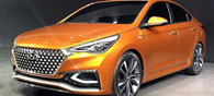 Hyundai India Reveals New Verna's Concept