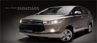 2016 Toyota Innova Launched, India Debut Soon