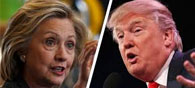 Clinton Raised $26.4 Mn in May, Trump $3.1 Mn