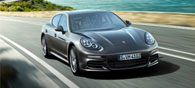 Sports Car-Maker Porsche Launches New Panamera