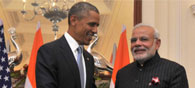 India, U.S. Vital Partners In Promoting Peace