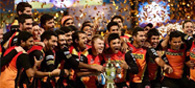 Sunrisers Hyderabad To Win IPL 2016