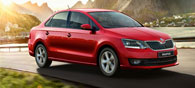 Skoda Launches New Rapid At Rs.8.34 Lakh