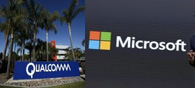 Qualcomm, MS Partner To Support Win 10 devices