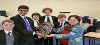 Top Physics Honour For Indian-Origin Student