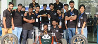 IIT - Guwahati Students Has Built A Racing Car