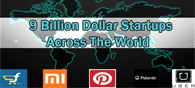 Billion Dollar Club: World's 10 Most Valuable Tech Startups
