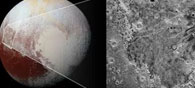 NASA Spots 'Super Grand Canyon' On Pluto's Moon