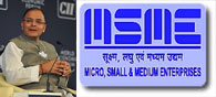 Framework For 10,000 Cr VC Fund For MSMEs
