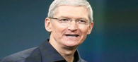 Apple CEO Cook Visits Iphone Workshop In China