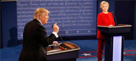 Trump-Clinton Presidential Debate Breaks TV Record