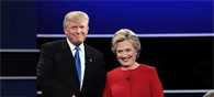 Clinton Takes Six-Point Lead Over Trump: Poll