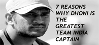 Dhoni Turns 34, 7 Reasons Why Captain Cool is The Most Admire...