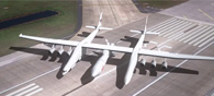 Stratolaunch System set to Launch Biggest Aircraft
