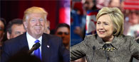 Clinton Leads Trump By Seven Points: Poll