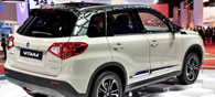 The Compact SUV Faceoff: Vitara Brezza