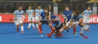 France upset Argentina; knock Spain out of hockey