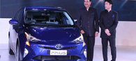 Toyota unveils telematics services at Auto Expo