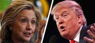 Poll Shows Clinton Ahead Of Trump In Key Battle