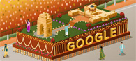 Google Marks R-Day With Tableau Doodle