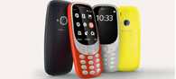 Nokia 3310 Comes Back To Life At MWC