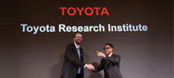 Toyota US Robotics Boss Promise Result in 5 Years